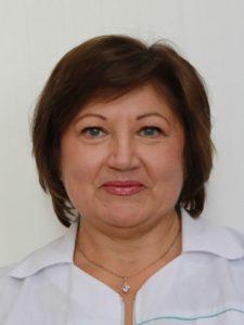 Бабичева Надежда Евгеньевна