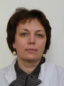 Радциг Елена Юрьевна