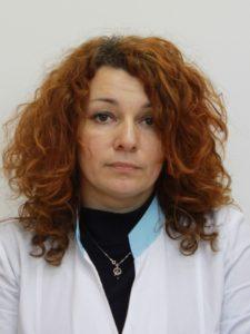 Рынкова Нина Евгеньевна