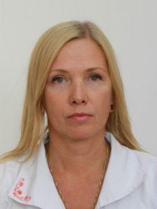 Степанова Ирина Алексеевна