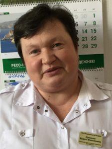 Дроздова Ирина Михайловна