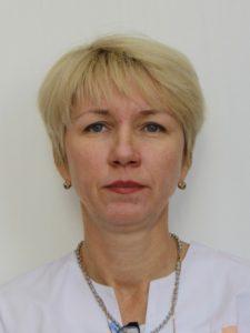 Миронова Рита Олеговна