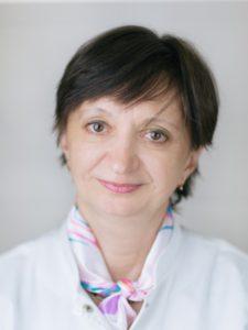 Мухина Татьяна Федоровна